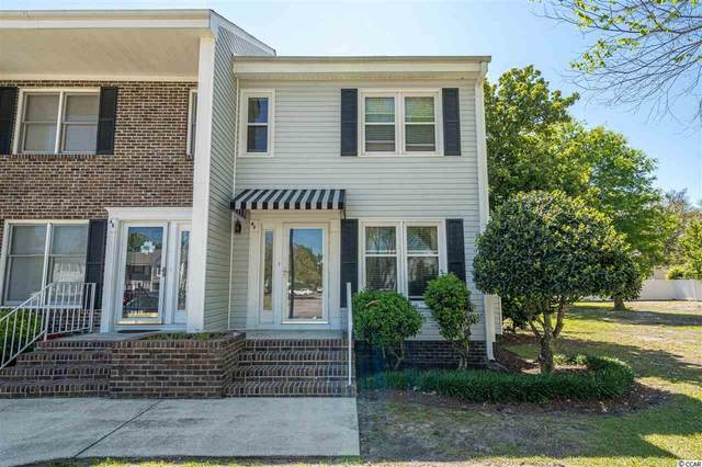 4115 Little River Rd. 4F, Myrtle Beach, SC 29577 (MLS #2008194) :: James W. Smith Real Estate Co.