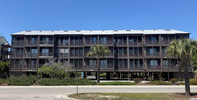 201 N Ocean Blvd. #243, North Myrtle Beach, SC 29582 (MLS #2008238) :: The Lachicotte Company