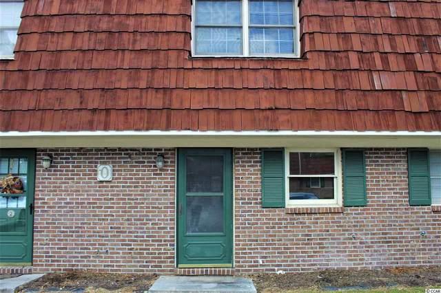 1025 Carolina Rd. O-3, Conway, SC 29526 (MLS #2008292) :: Leonard, Call at Kingston