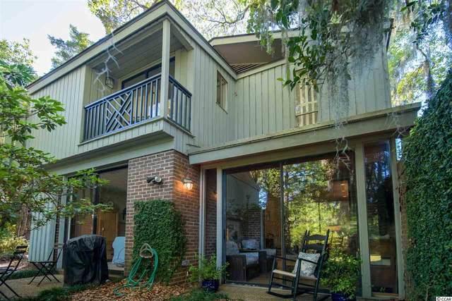 33 Chapel Creek Rd. #33, Pawleys Island, SC 29585 (MLS #2008394) :: Hawkeye Realty