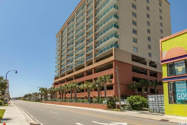 1706 S Ocean Blvd. #601, North Myrtle Beach, SC 29582 (MLS #2008415) :: The Litchfield Company