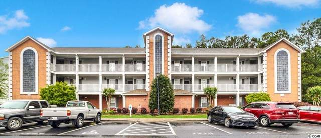 4838 Innisbrook Ct. #1212, Myrtle Beach, SC 29579 (MLS #2008422) :: James W. Smith Real Estate Co.