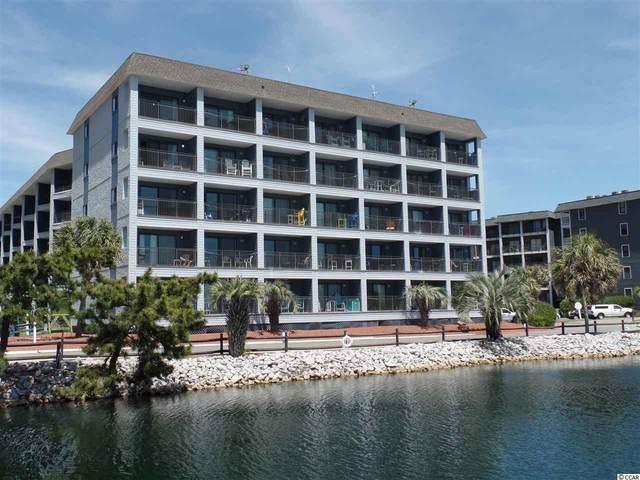 5905 S Kings Hwy. D 103, Myrtle Beach, SC 29575 (MLS #2008425) :: Leonard, Call at Kingston
