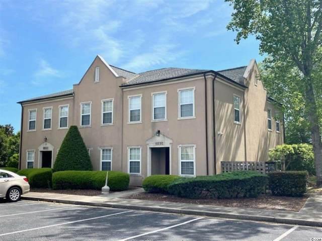 4550 Girvan Dr. D, Myrtle Beach, SC 29579 (MLS #2008501) :: James W. Smith Real Estate Co.