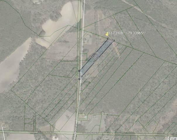 Tomahawk St., Hemingway, SC 29554 (MLS #2008537) :: James W. Smith Real Estate Co.