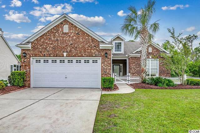 5510 Whistling Duck Dr., North Myrtle Beach, SC 29582 (MLS #2008568) :: The Hoffman Group