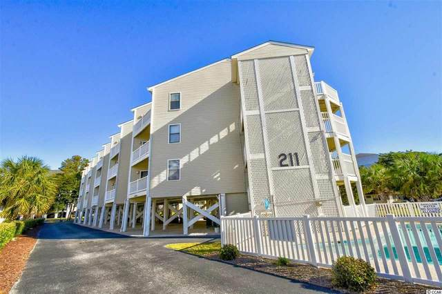 211 N Hillside Dr. #305, North Myrtle Beach, SC 29582 (MLS #2008600) :: Hawkeye Realty