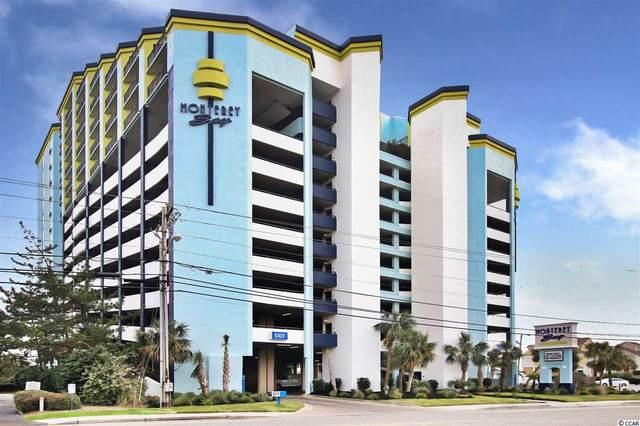 6804 N Ocean Blvd. #1123, Myrtle Beach, SC 29577 (MLS #2008610) :: James W. Smith Real Estate Co.