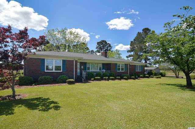 1925 Rough And Ready Rd., Whiteville, NC 28472 (MLS #2008657) :: The Lachicotte Company