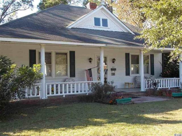 212 S Farr Ave., Andrews, SC 29510 (MLS #2008843) :: The Lachicotte Company