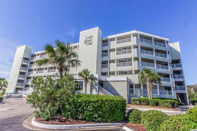 9400 Shore Dr. #408, Myrtle Beach, SC 29572 (MLS #2008891) :: James W. Smith Real Estate Co.