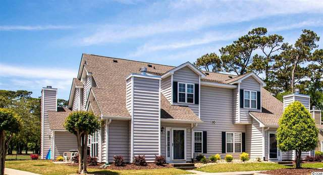 503 20th Ave. N 10A, North Myrtle Beach, SC 29582 (MLS #2008931) :: James W. Smith Real Estate Co.