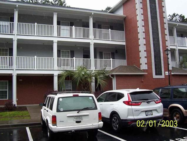 4834 Innisbrook Ct. #1102, Myrtle Beach, SC 29579 (MLS #2008963) :: James W. Smith Real Estate Co.