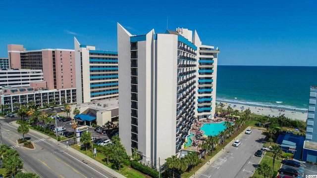 7100 North Ocean Blvd. #401, Myrtle Beach, SC 29572 (MLS #2008971) :: Leonard, Call at Kingston