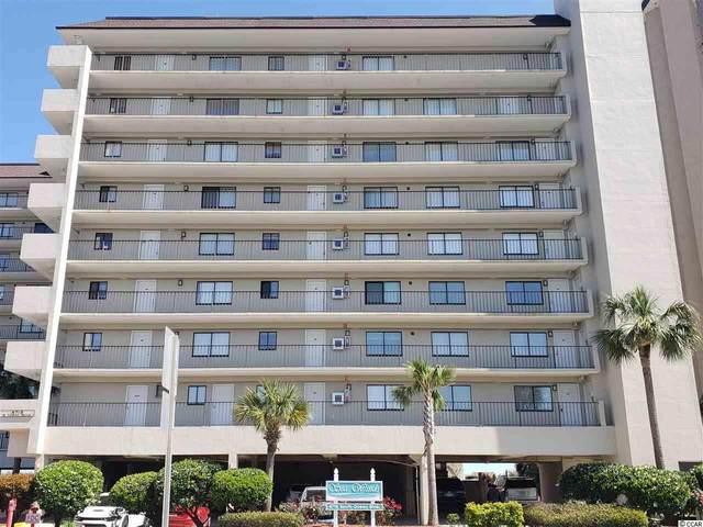 4719 S Ocean Blvd. #109, North Myrtle Beach, SC 29582 (MLS #2008994) :: James W. Smith Real Estate Co.