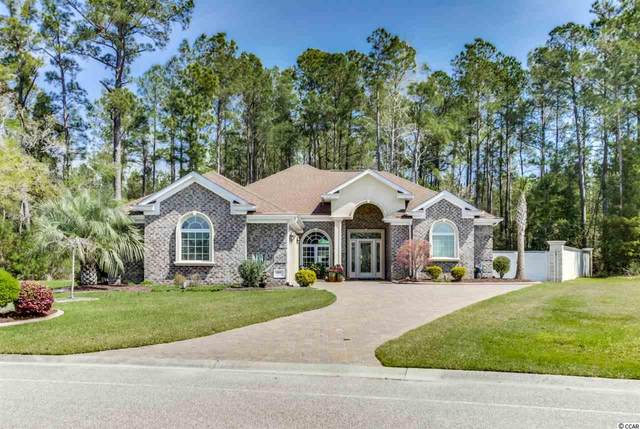 201 Waterfall Circle, Little River, SC 29566 (MLS #2009023) :: Coldwell Banker Sea Coast Advantage