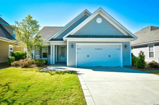 5015 White Iris Dr., North Myrtle Beach, SC 29582 (MLS #2009029) :: The Hoffman Group