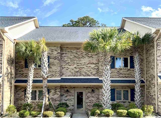 213 Double Eagle Dr. F-2, Myrtle Beach, SC 29575 (MLS #2009031) :: James W. Smith Real Estate Co.