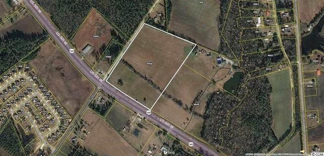 4960 Highway 501 W, Conway, SC 29526 (MLS #2009038) :: The Hoffman Group