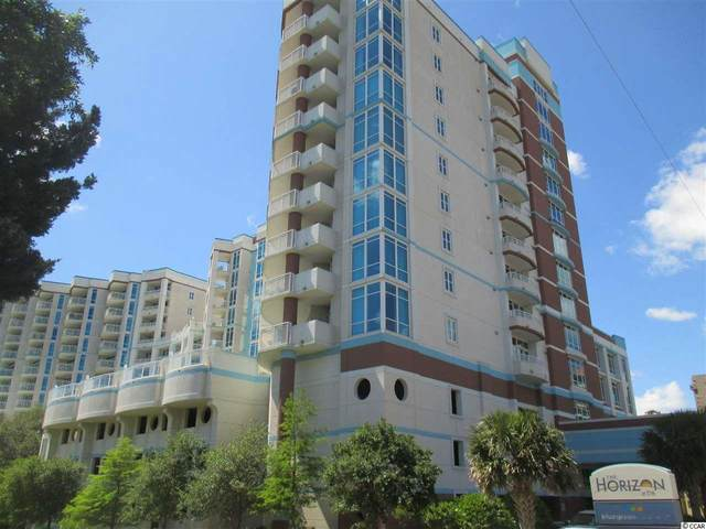 215 N 77th Ave. N #813, Myrtle Beach, SC 29572 (MLS #2009067) :: Leonard, Call at Kingston