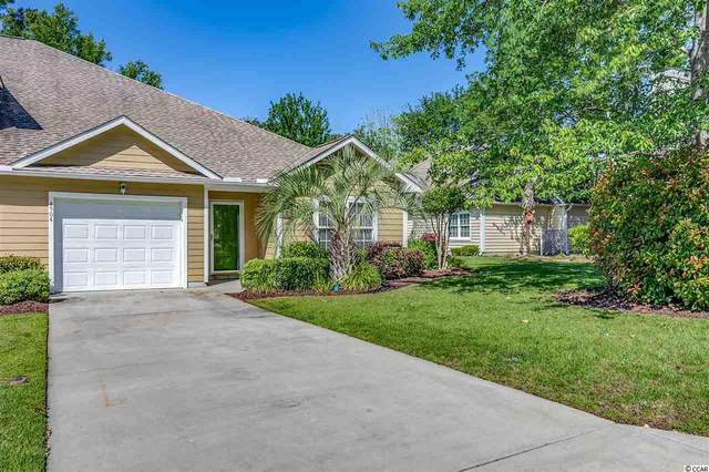 4504 Greenbriar Dr. #4504, Little River, SC 29566 (MLS #2009110) :: The Lachicotte Company