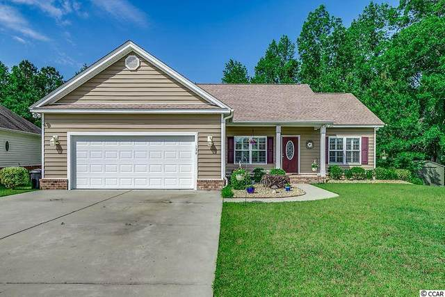 134 Silver Peak Dr., Conway, SC 29526 (MLS #2009126) :: Leonard, Call at Kingston