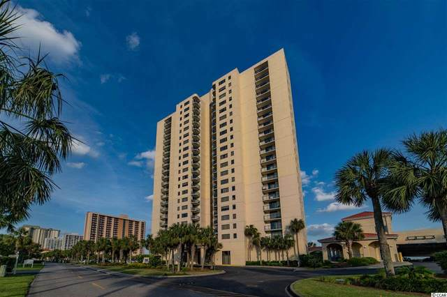 8560 Queensway Blvd. #1003, Myrtle Beach, SC 29572 (MLS #2009254) :: James W. Smith Real Estate Co.