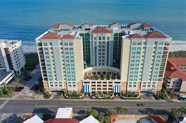 603 S Ocean Blvd. S #1002, North Myrtle Beach, SC 29582 (MLS #2009257) :: Hawkeye Realty