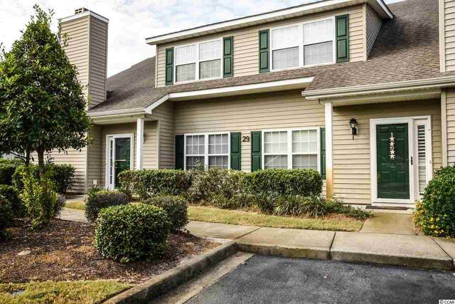 503 20th Ave. N 29C, North Myrtle Beach, SC 29582 (MLS #2009262) :: James W. Smith Real Estate Co.