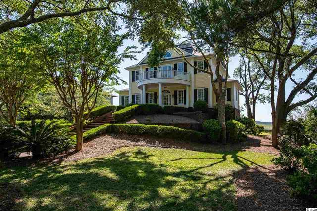 540 Dune Oaks Dr., Georgetown, SC 29440 (MLS #2009263) :: James W. Smith Real Estate Co.