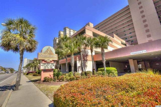2207 S Ocean Blvd. #617, Myrtle Beach, SC 29577 (MLS #2009272) :: The Greg Sisson Team with RE/MAX First Choice