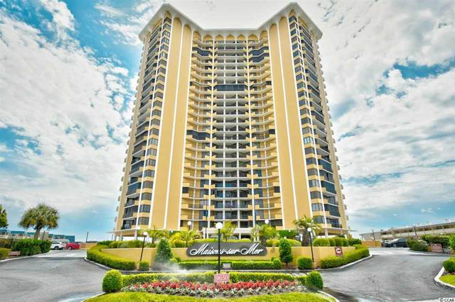 9650 Shore Dr. #1406, Myrtle Beach, SC 29572 (MLS #2009286) :: Leonard, Call at Kingston