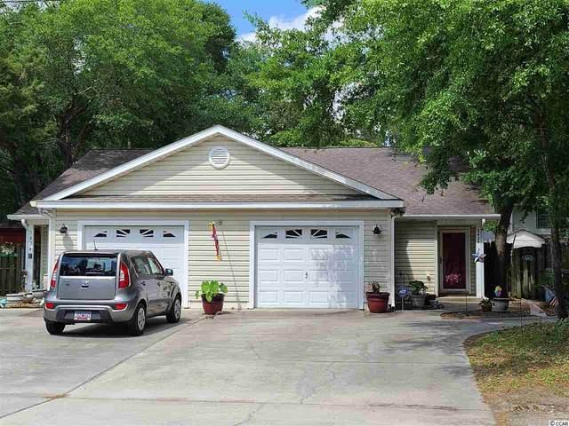 342 Melody Ln. A, Surfside Beach, SC 29575 (MLS #2009304) :: The Litchfield Company