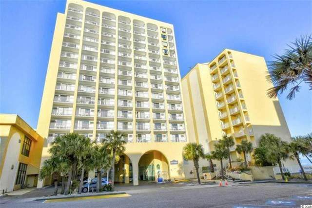 1207 S Ocean Blvd. #20605, Myrtle Beach, SC 29577 (MLS #2009353) :: The Greg Sisson Team with RE/MAX First Choice