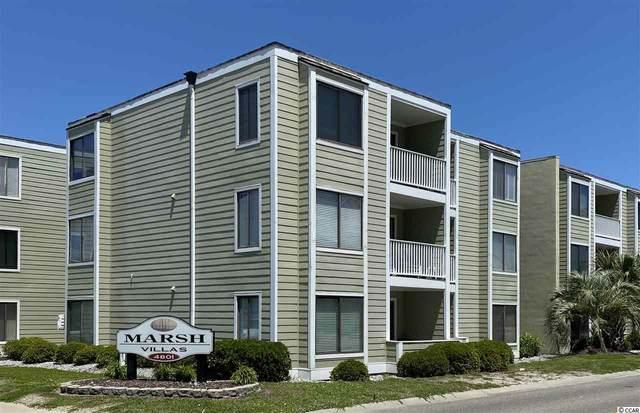 4801 N Ocean Blvd. 3-D, North Myrtle Beach, SC 29582 (MLS #2009356) :: James W. Smith Real Estate Co.