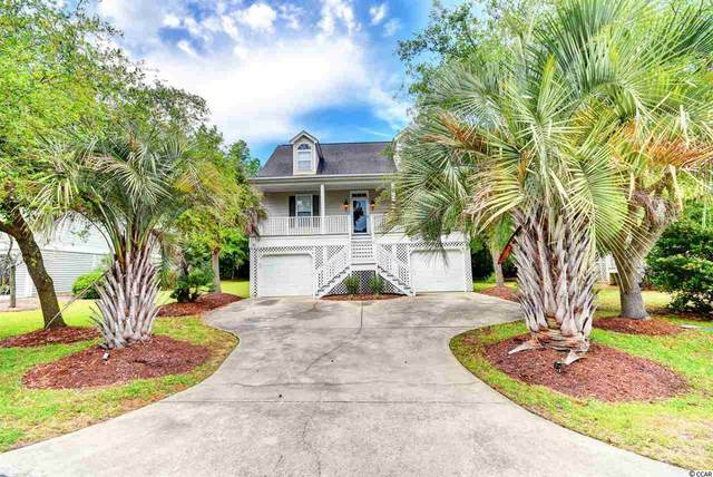 71 Marsh Point Dr., Pawleys Island, SC 29585 (MLS #2009362) :: James W. Smith Real Estate Co.