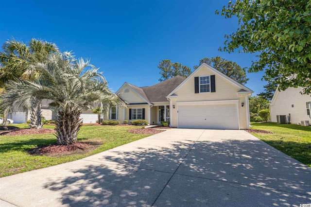 105 Pickering Dr., Murrells Inlet, SC 29576 (MLS #2009373) :: Hawkeye Realty