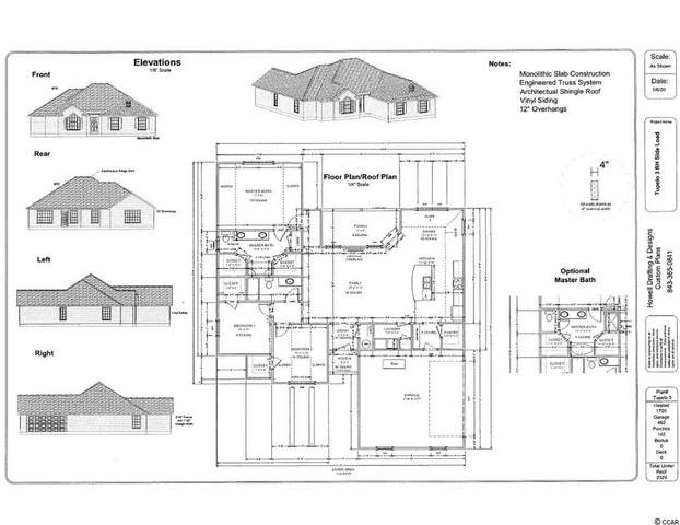 4607 Cates Bay Hwy., Conway, SC 29527 (MLS #2009385) :: The Lachicotte Company