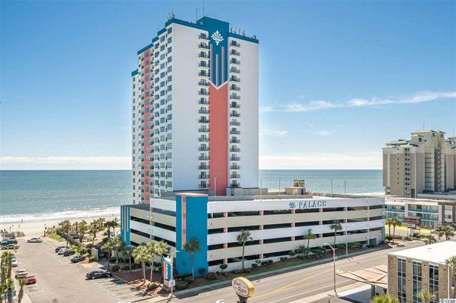 1605 S Ocean Blvd. #1810, Myrtle Beach, SC 29577 (MLS #2009405) :: James W. Smith Real Estate Co.