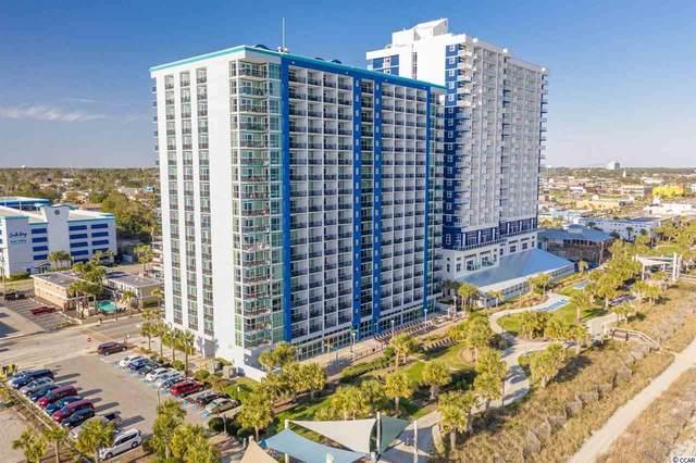 504 N Ocean Blvd. #1510, Myrtle Beach, SC 29577 (MLS #2009440) :: Garden City Realty, Inc.