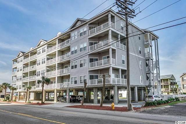 3401 N Ocean Blvd. #301, North Myrtle Beach, SC 29582 (MLS #2009448) :: Leonard, Call at Kingston