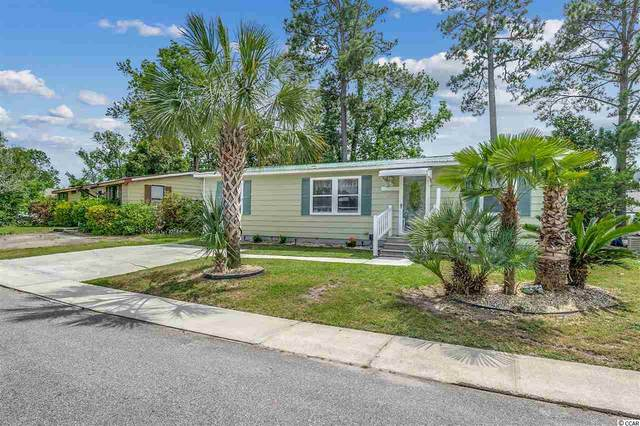 1111 Forest Dr., North Myrtle Beach, SC 29582 (MLS #2009451) :: The Lachicotte Company