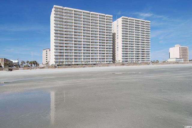 1625 S Ocean Blvd. 912 S, North Myrtle Beach, SC 29582 (MLS #2009463) :: The Litchfield Company