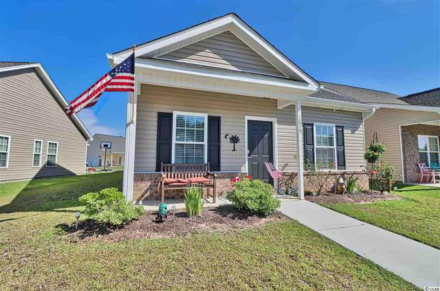 1016 Oglethorpe Dr., Conway, SC 29527 (MLS #2009478) :: The Litchfield Company