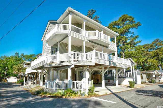 1690 Starfish Rd., Myrtle Beach, SC 29575 (MLS #2009501) :: The Trembley Group   Keller Williams