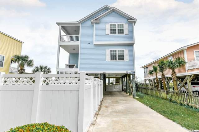 613B S Ocean Blvd., Surfside Beach, SC 29575 (MLS #2009512) :: The Litchfield Company