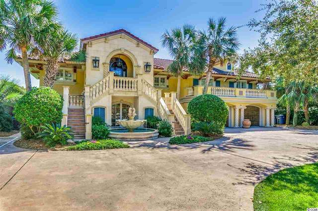 4504 N Ocean Blvd., Myrtle Beach, SC 29577 (MLS #2009526) :: Hawkeye Realty