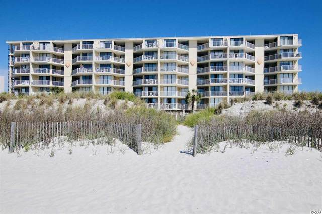 4605 Ocean Blvd. S G-6, North Myrtle Beach, SC 29582 (MLS #2009540) :: The Lachicotte Company