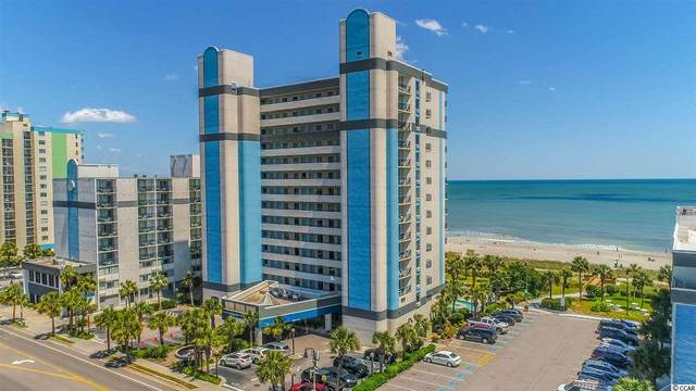 2300 N Ocean Blvd. 839-40, Myrtle Beach, SC 29577 (MLS #2009546) :: The Lachicotte Company