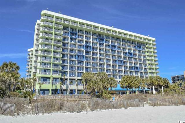 1105 S Ocean Blvd. #1132, Myrtle Beach, SC 29577 (MLS #2009547) :: The Greg Sisson Team with RE/MAX First Choice